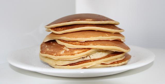 We-want-pancakes!