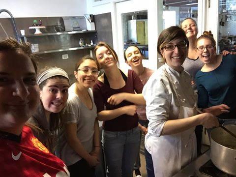 Corso di cucina italiana di base in inglese
