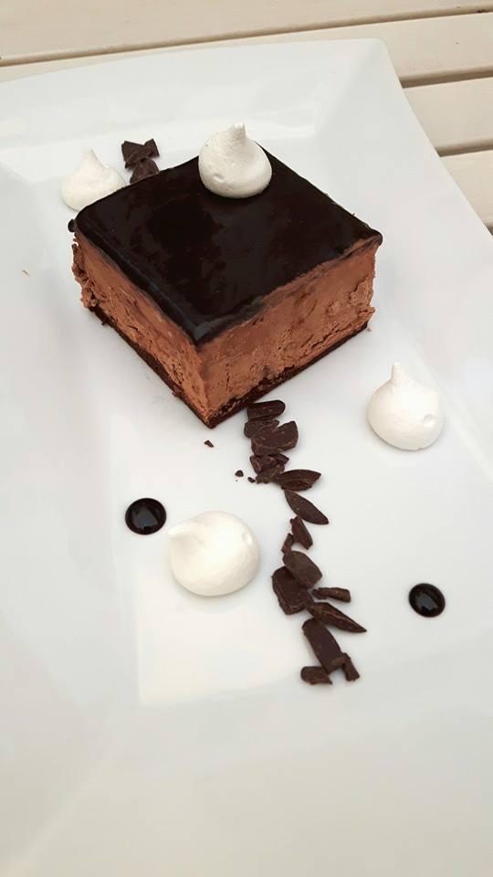 Pasticcere per passione: dolci al piatto