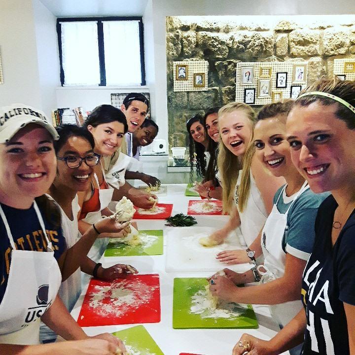Corso amatoriale di cucina italiana in inglese